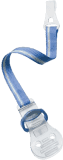 AVENT Klip na cumlík modrý