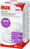 NUK Prsní polštářky Ultra Dry 30 ks