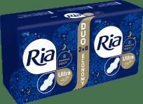 Ria Ultra Silk Night Duopack (2 x 8 ks)