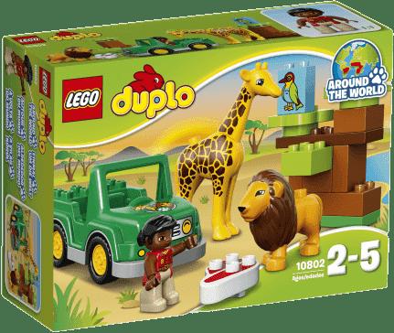 LEGO® DUPLO® Town Sawanna
