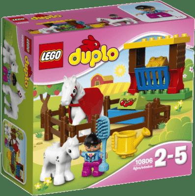 LEGO® DUPLO® Town Koníky