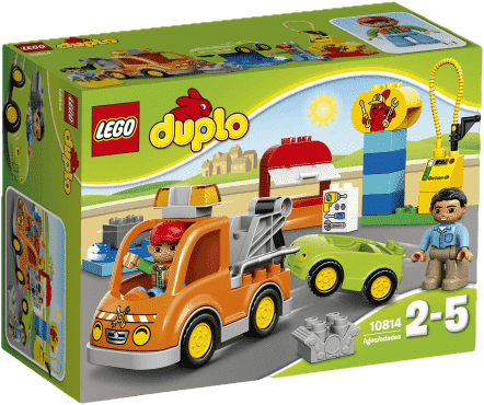 LEGO® DUPLO® Town Odtahový vůz