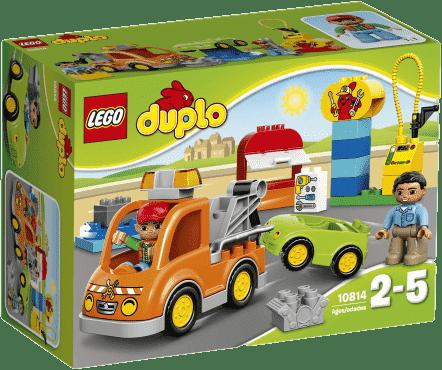 LEGO® DUPLO® Town Samochód pomocy drogowej