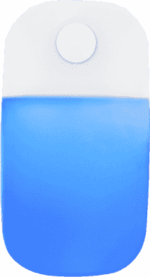 ANSMANN LED svetlo Guide Ambiente modrá