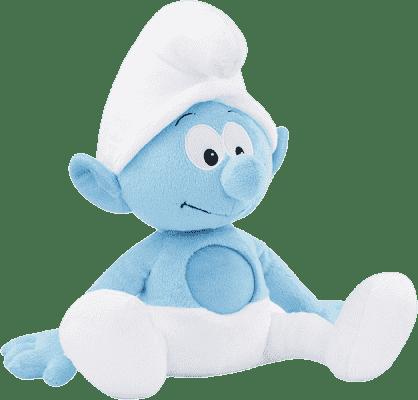 ANSMANN LED svetlo Šmolkovia – plyšiak na spanie