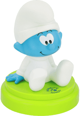 ANSMANN LED svetlo Baby Šmolko mobilné