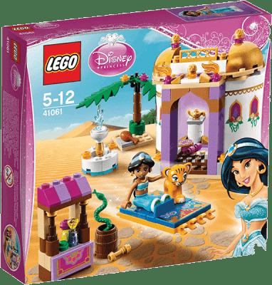 LEGO® Disney Princess™ egzotyczny pałac Jaśminki