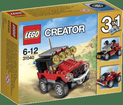 LEGO® Creator Púštna závodiak