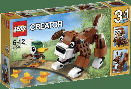LEGO® Creator Zvieratká z parku