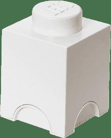 LEGO® Úložný box veľkosť 1 biela