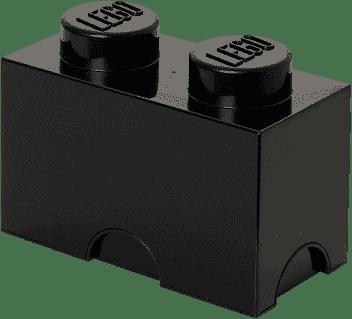 LEGO® Úložný box veľkosť 2 čierna