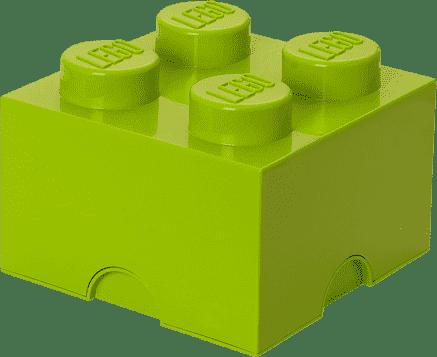 LEGO® Úložný box veľkosť 3 svetlo zelená
