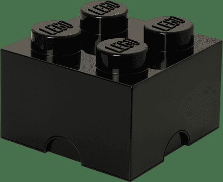 LEGO® Box do przechowywania rozmiar 3 czarny