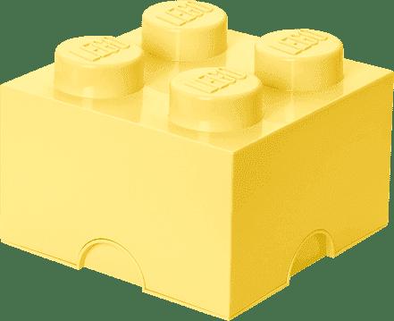 LEGO® Úložný box veľkosť 3 svetlo žltá