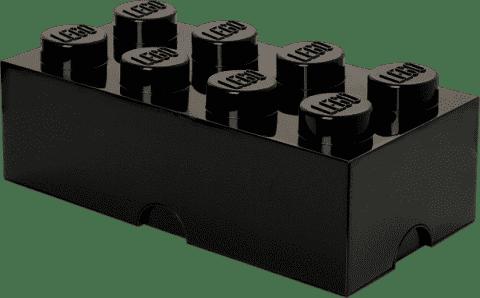 LEGO® Box do przechowywania rozmiar 4 czarny