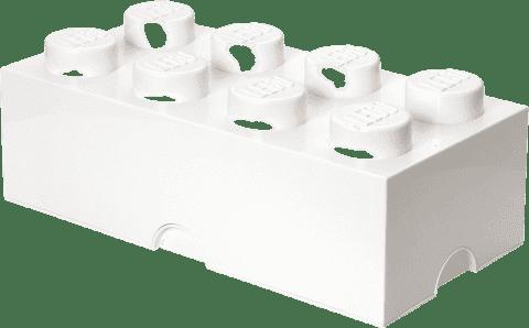 LEGO® Úložný box veľkosť 4 biela