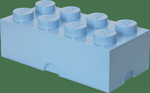 LEGO® Box do przechowywania rozmiar 4 jasnoniebieski