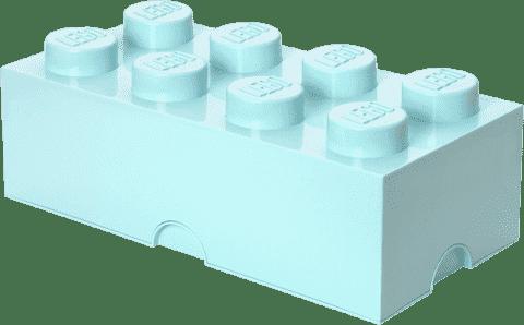 LEGO® Box do przechowywania rozmiar 4 aqua