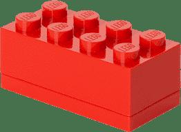 LEGO® Mini Box, czerwone