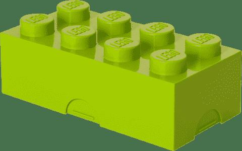 LEGO® Box na svačinu, světle zelená