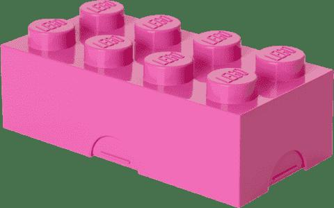 LEGO® Box na svačinu, růžová
