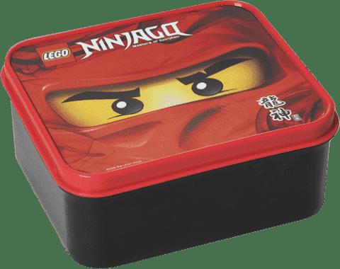 LEGO® Ninjago box na svačinu, červená