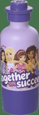 LEGO® Friends fľaša na pitie, levanduľová