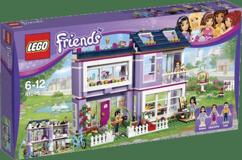 LEGO® Friends Emmin dům