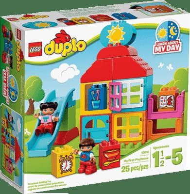 LEGO® DUPLO® 10616 Môj prvý domček na hranie