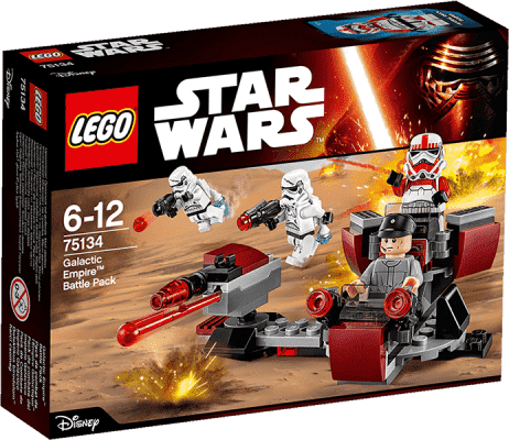 LEGO® Star Wars TM Bojový balíček Galaktického Impéria