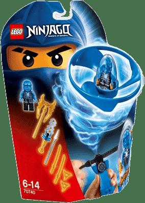 LEGO® Ninjago Latająca kapsuła Jay'a