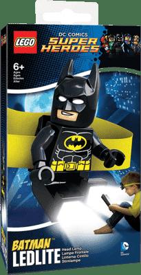 LEGO® DC Super Heroes Batman čelovka