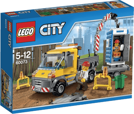 LEGO® City Demolition Servisné truck