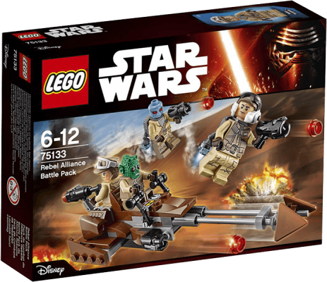 LEGO® Star Wars TM Żołnierze Rebelii