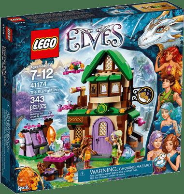 LEGO® Elves Hostinec U Hvězdné záře