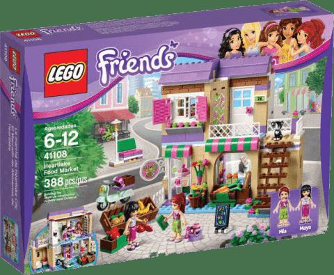 LEGO® Friends Targ warzywny w Heartlake