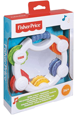 FISHER-PRICE Tamburínka