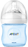 PHILIPS AVENT Fľaša 125 ml Natural modrá