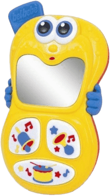 CLEMENTONI Baby mobilný telefón so zvukmi