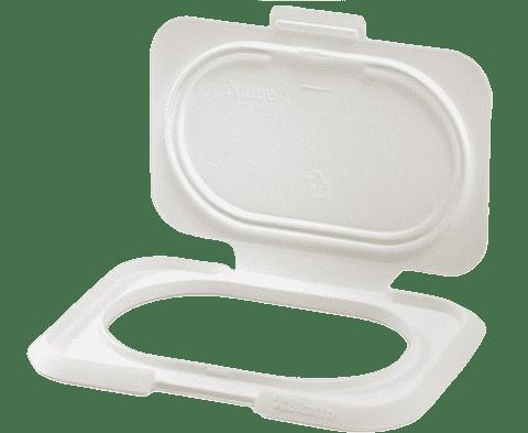 BITATTO uzávěr na vlhčené ubrousky - bílá