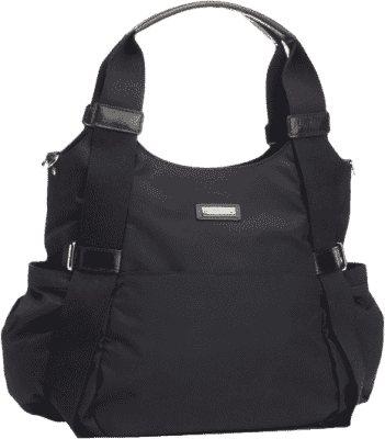 STORKSAK Torba do przewijania Tania Bee Black