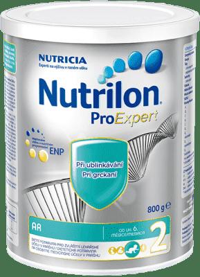 NUTRILON 2 ProExpert AR (800g) - dojčenské mlieko