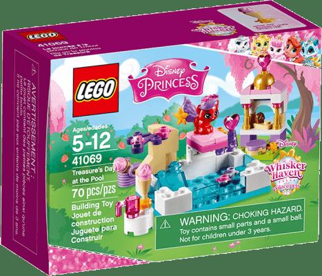 LEGO® Disney Princess Dzień skarbów nad basenem