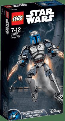 LEGO® Star Wars TM – Figurka Jango Fett™