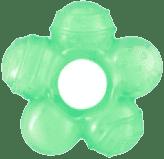 BABY ONO Hryzačka chladiaca kvetinka- zelená
