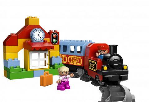 LEGO® DUPLO® 10507 Môj prvý vláčik