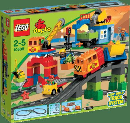 LEGO® DUPLO® 10508 Vláček deluxe