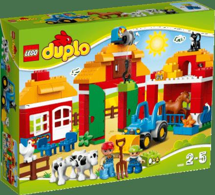 LEGO® DUPLO® 10525 Veľká farma