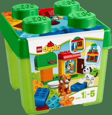 LEGO® DUPLO® 10570 Darčeková sada všetko v jednom