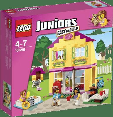 LEGO® Juniors Rodinný domek